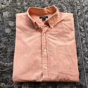 J.Crew | Striped Button Down Shirt | Size Medium